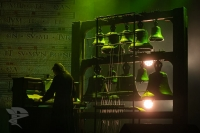 26.10.2019 - SAMHAIN Masked Ball & ROSA CRVX In Concert @ KREUZMÜHLE Harz