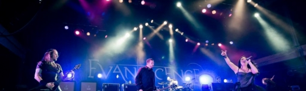 23.03.2018 - Evanescence - Synthesis: Live with...