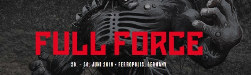 28.-30.06 2019 - WITH FULL FORCE XXVI - VVK...